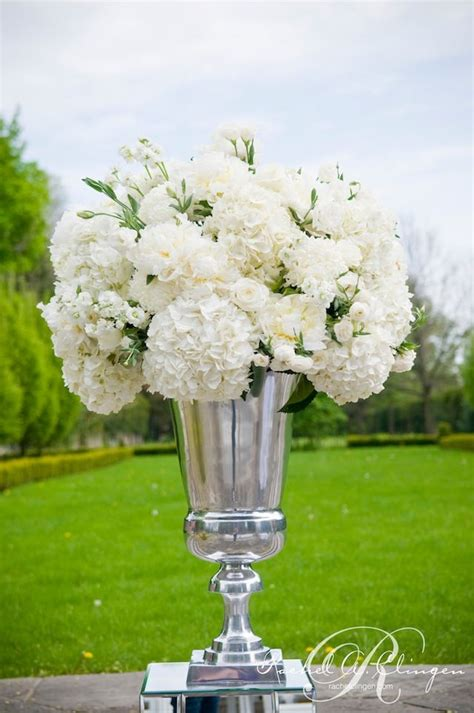 Wedding Decor Flower by White Reception Wedding Flowers Wedding Decor Wedding