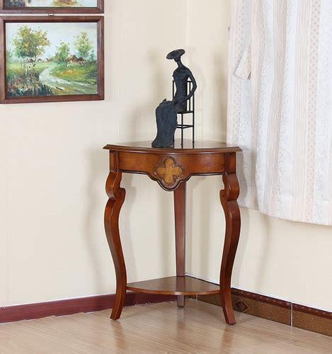 corner accent tables furniture decoration ideas elegant