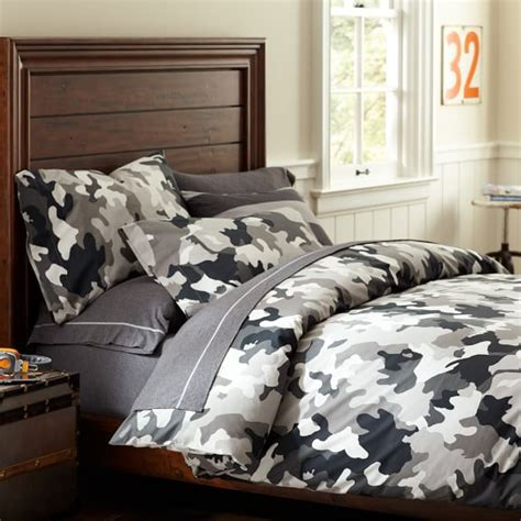 Camouflage Quilt Cover by Vintage Camo Duvet Cover Pillowcases Pbteen