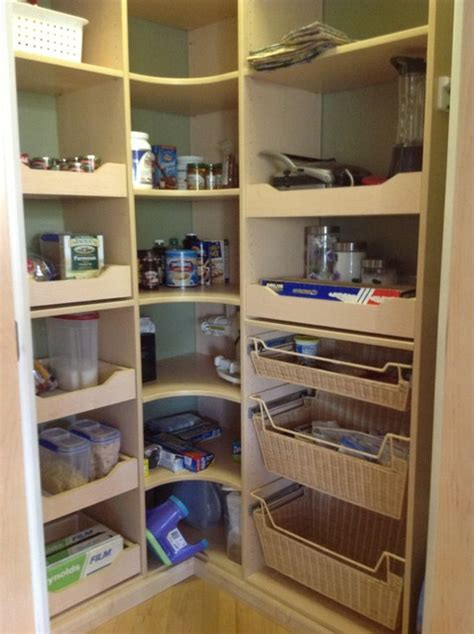 Pantry Closet Organization Systems by Pantry Modern Kitchen Chicago By Closet Organizing