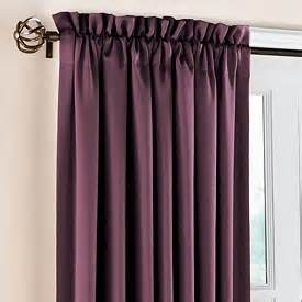 Plum Colored Curtains Solid Plum Color Curtains Purple Room