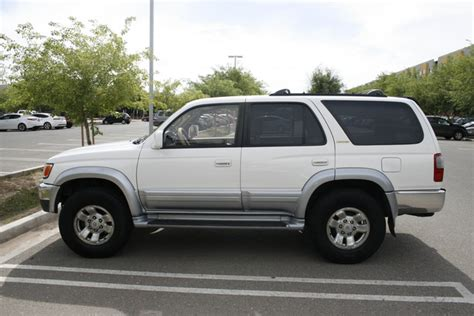 1998 Toyota 4runner Limited Specs 1998 Toyota 4runner Pictures Cargurus