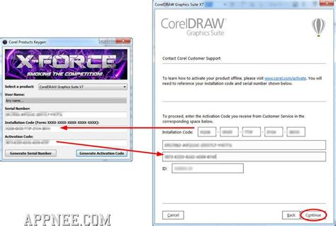 corel draw x7 only crack universal corel keygen x3 x9 all products by x force