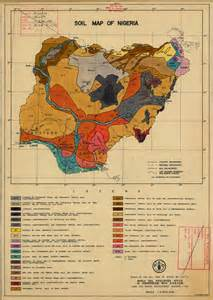 soil map of the soil maps of africa display maps