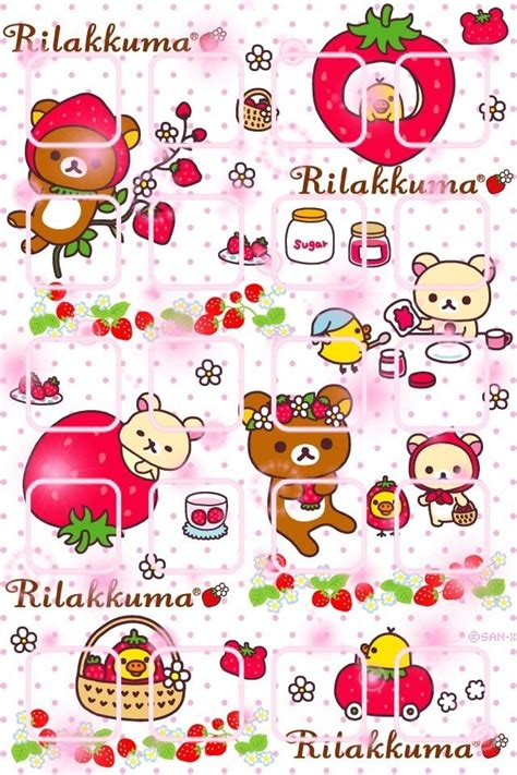 rilakkuma iphone wallpaper rilakkuma iphone wallpaper phone backgrounds pinterest
