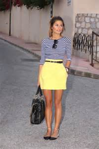 Stripes More Stripes Are The Stylish Answer To All Well Many Of Lifes Problems This Winter Fashiontribes Fashion by All For Fashion Designs More Stripes And Yellow Another