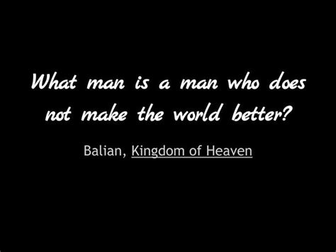 movie quotes kingdom of heaven quotes from kingdom of heaven quotesgram