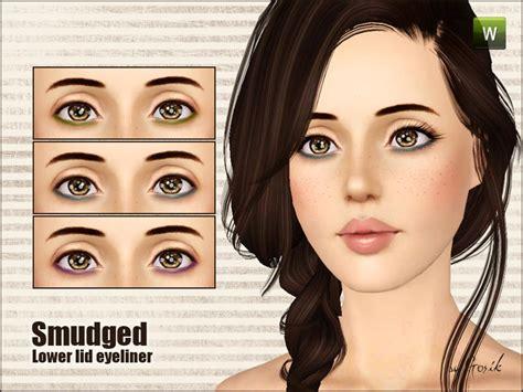 eyeliner tutorial lower lid gosik s smudged lower lid eyeliner