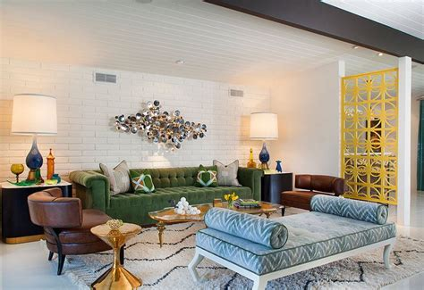 Home Decor Santa Ana by 25 Living Rooms With White Brick Walls Home Design Lover
