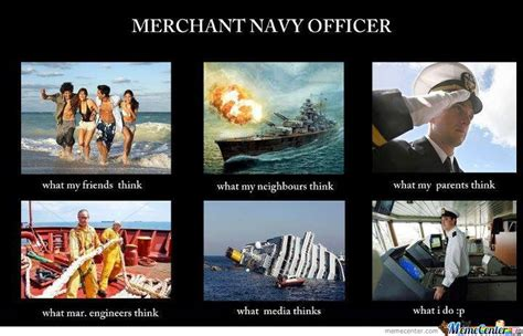 navy by mak meme center