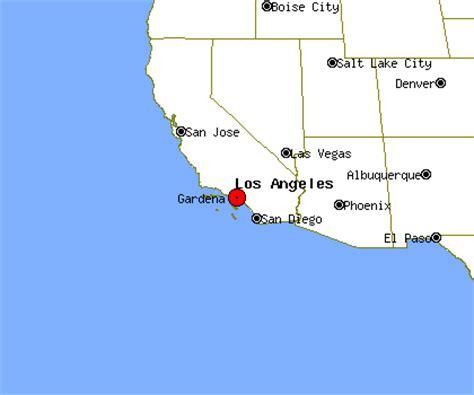 Gardena Ca Location Gardena Profile Gardena Ca Population Crime Map