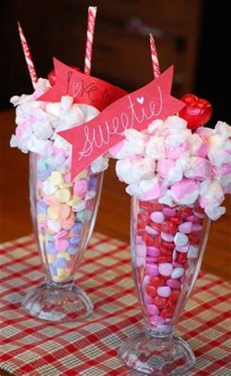 how to do a christmas candy sunday centerpiece sweet sundae favors 24 7