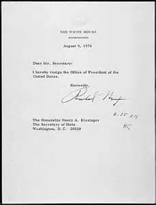 Richard Nixon Resignation Letter by Richard Nixon Images Nixon S Letter Of Resignation Wallpaper And Background Photos 3682384