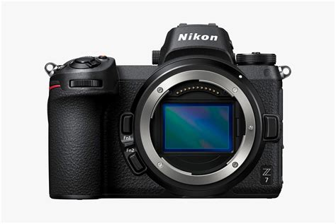 nikon announces    full frame mirrorless cameras