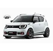 We Hope This Digitally Rendered Suzuki Ignis Sport Turns