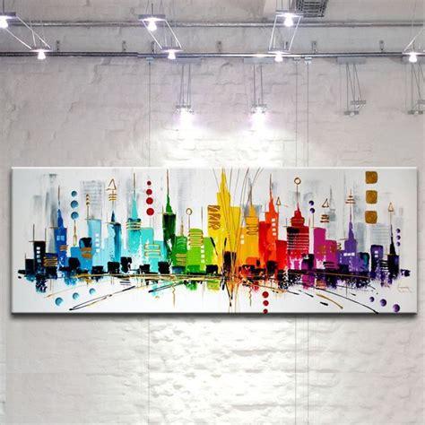 moderne deko idee sch 246 n acrylbilder ideen die besten 25