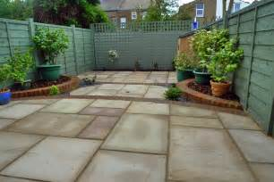 Patio Garden Designs Paving Small Garden Design Garden