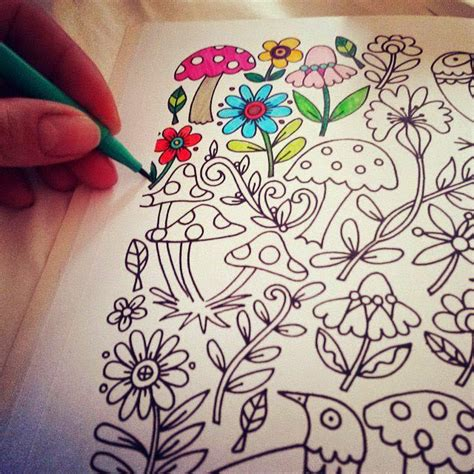 secret garden coloring book markers not just for why you need to start coloring to de stress