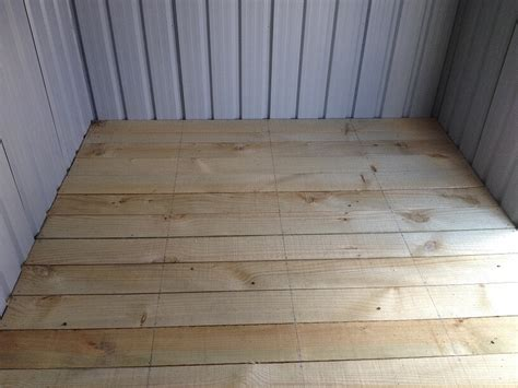 garden shed foundations     floor option