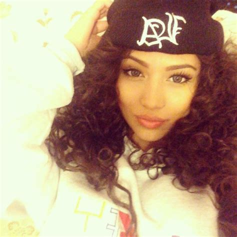 beautiful light skinn women with curly hair allison s hair tumblr
