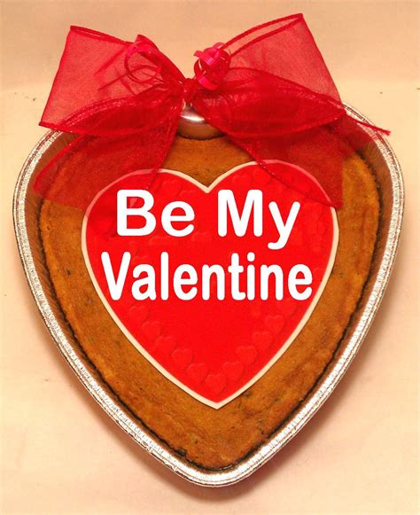 big valentines day big cookies