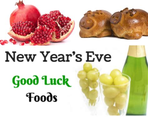 new year food luck new year s foods for luck
