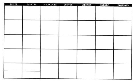 Calendario De Meses Calendario Mes Imagui