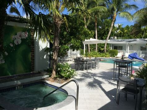 orchid key inn key west patio and pool deck view picture of orchid key inn key