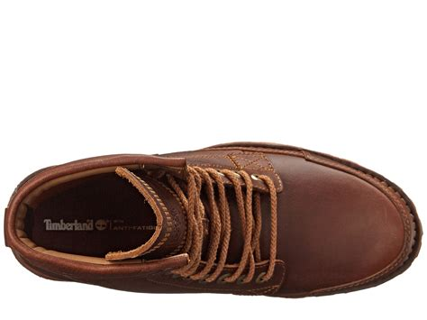 timberland earthkeepers rugged original leather 6 boot timberland earthkeepers 174 rugged original leather 6 quot boot tobacco forty leather zappos free