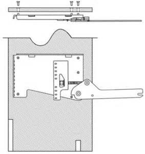 Murphy Bed Mechanism Europe Installation