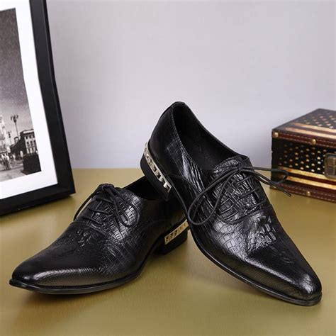 most popular new mens italy dress shoes wedding groom