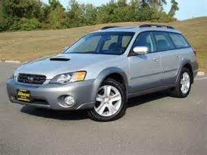 2005 Subaru Outback 2 5 Xt 2005 Subaru Outback 2 5 Xt Limited Wagon Subaru Colors