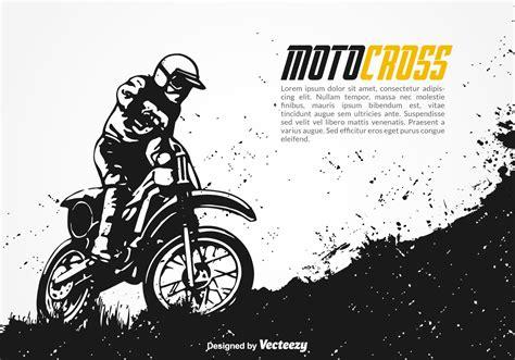 online motocross free motocross vector background download free vector