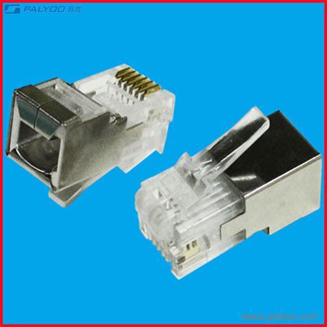 Conector Rj 45 Metal Eceranunit melhor pre 231 o cat5e cat6 blindado conector rj45 de metal conectores id do produto 938832436