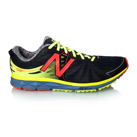 Ardiles Malovic Black Yellow Running Shoes new balance 1500v2 mens running shoes black yellow orange sportitude