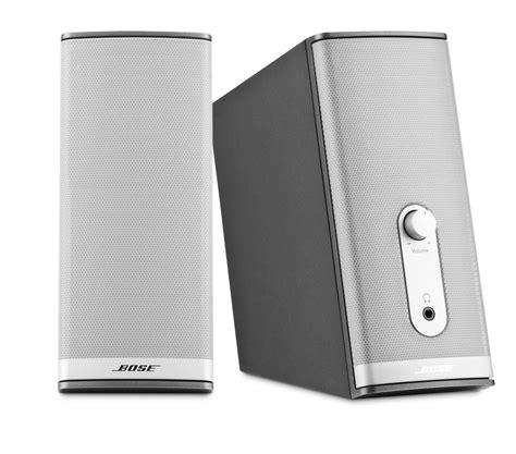 Bose Companion 2 Iii Bose Companion 2 Iii Pc Speaker System Power No