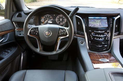 2015 cadillac escalade interior 2015 cadillac escalade review price specs redesign