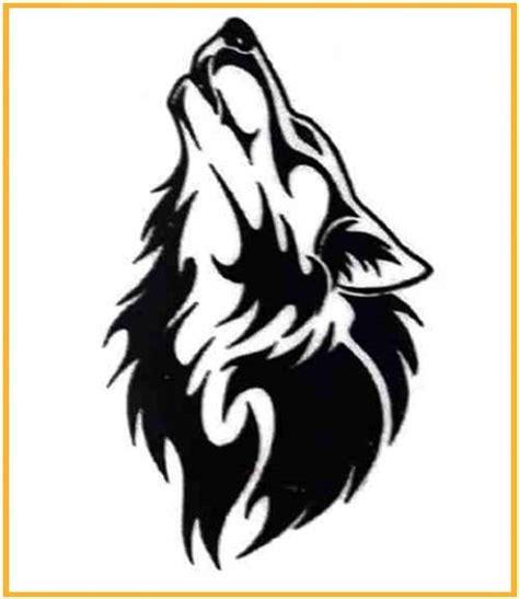 imagenes tatuajes de lobos dibujo de
