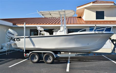 boat console for sale used 2008 dusky marine 203 center console boat for sale in