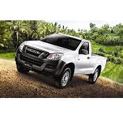 Isuzu D Max Single Cab  4X2 And 4X4 From RM60k