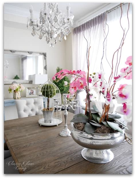 Glam Home Decor by 5 Home Decor Ideas For Spring Classy Glam Living