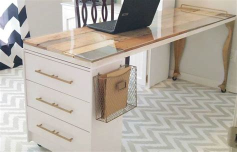 Ikea Bureau Plank by Top 100 Ultieme Ikea Hacks Ik Woon Fijn