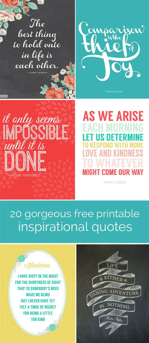 printable inspirational quotes motivational printable quotes for work quotesgram