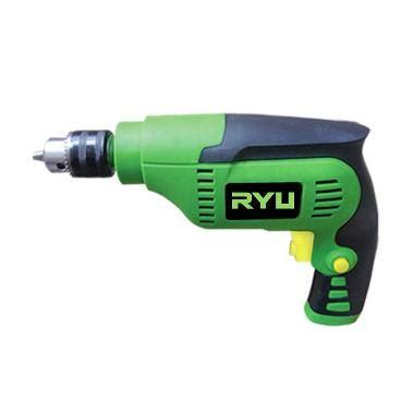 Bor Tekiro Jual Tekiro Ryu Drill Variable Speed Set Bor 10 Mm