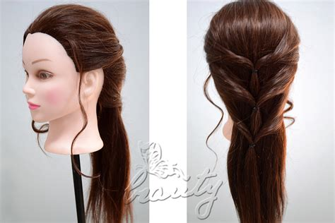 Practice Hair Style Doll doll heads to practice hairstyles hairstyles by unixcode