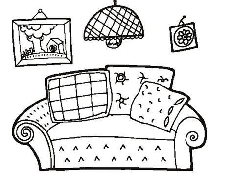 come colorare il soggiorno disegno di soggiorno da colorare acolore
