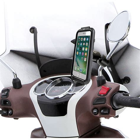 lampa opti mirror motosiklet ayna telefon baglanti aparati