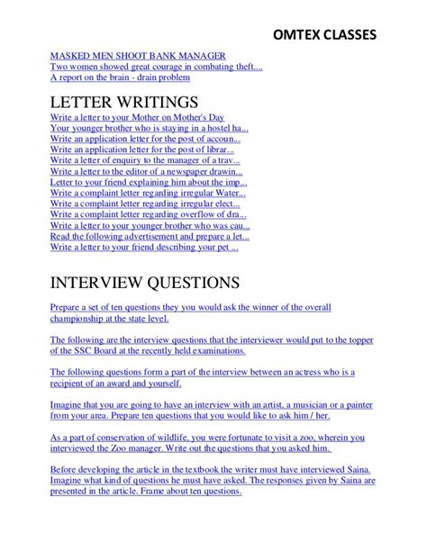 Hsc Discovery Essay Questions by Creative Writing Hsc