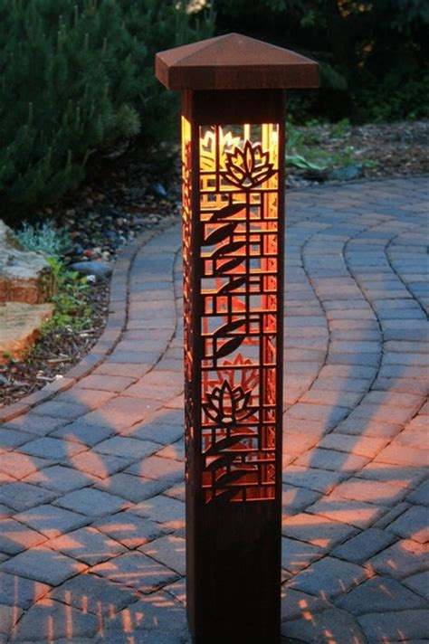 Landscape Bollard Lighting Bollards Contemporary Outdoor Lighting Indianapolis By Lite4 Outdoor Lighting