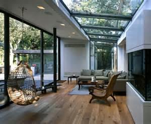 wintergarten innengestaltung wohnwintergarten gestalten und in eine gem 252 tliche glasoase